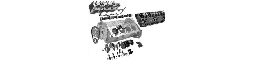 Ремонт двигателя легковых авто и микроавтобусов